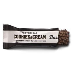 Barre protéinée Barebells Protein Bar (55g) Cookie and cream