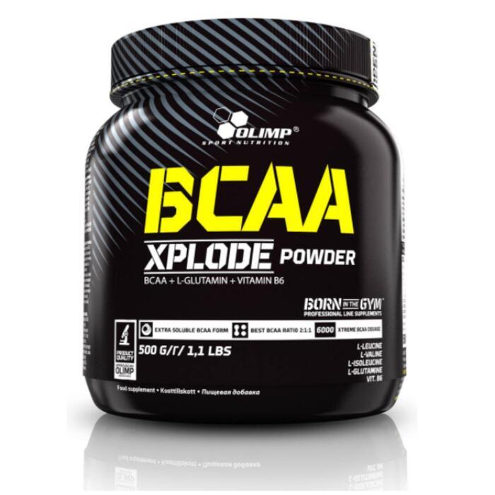 Protéine en poudre Olimp BCAA Xplode (500g Dose) Cola