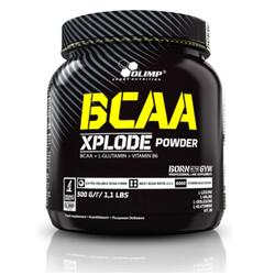 Protein Powder BCAA Xplode (500g Serving) - Orange