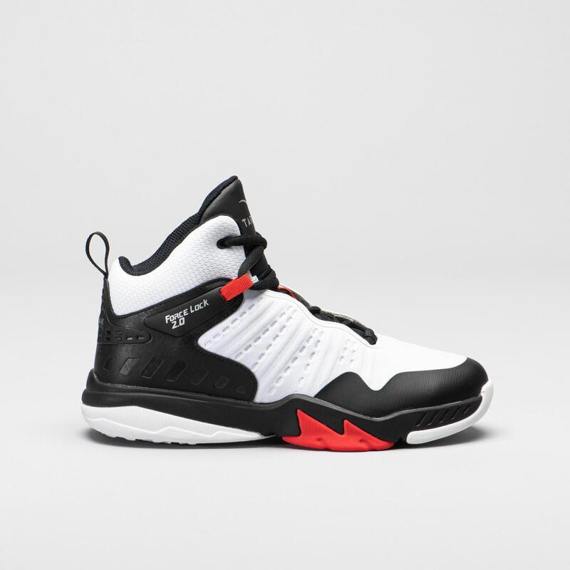 Çocuk Basketbol Ayakkabısı - Kırmızı / Mavi - SS500H
