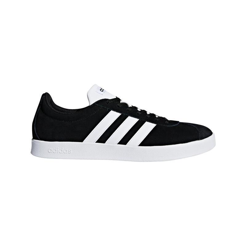 Chaussure lifestyle Adidas VL court 2.0 noire