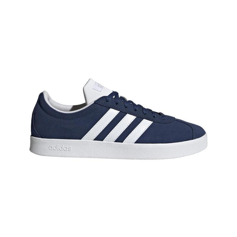 Chaussure Adidas VL court 2.0 Indigo