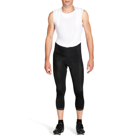 Aerofit Cycling Bib Tights - Black
