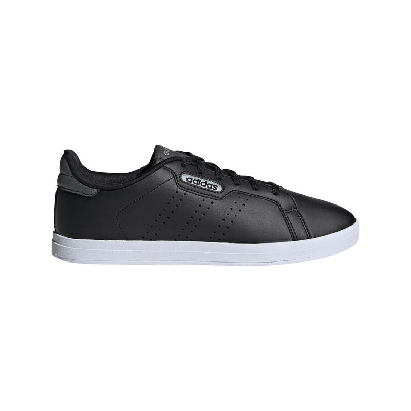 Chaussures Adidas courtpoint base noire