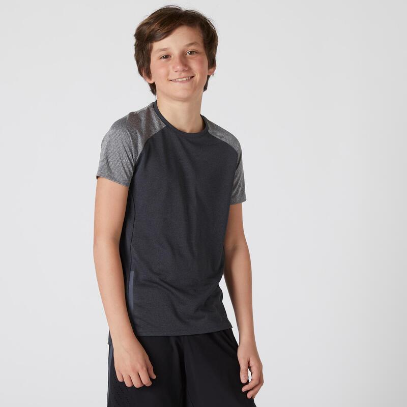 T-shirt enfant respirant - S580 noir