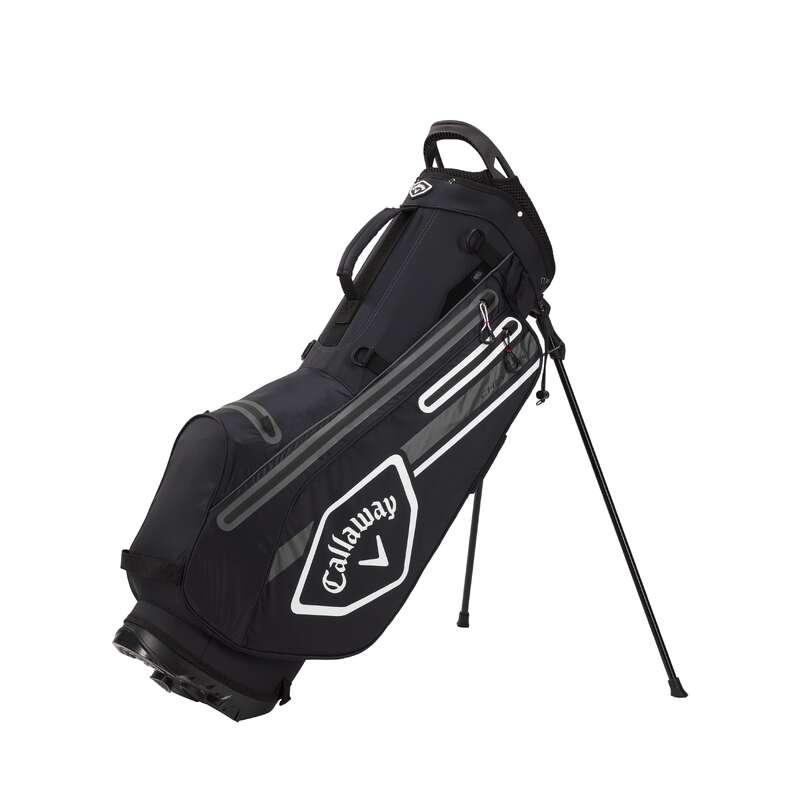 GOLFTÁSKÁK KÖZÉPHALADÓKNAK & HALADÓKNAK Golf - Kitámasztható golftáska Chev  CALLAWAY - Golf