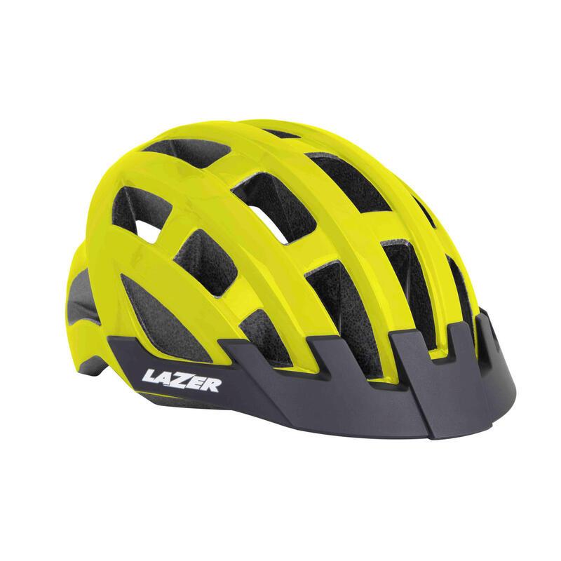 Lazer Compact MTB Helmet - Yellow