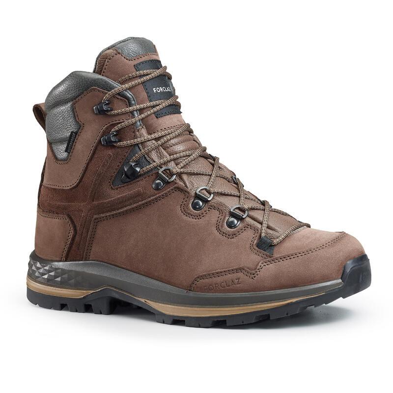 Chaussure tige haute - cuir - imperméable - crosscontact -ALLTRAIL MT5 - H