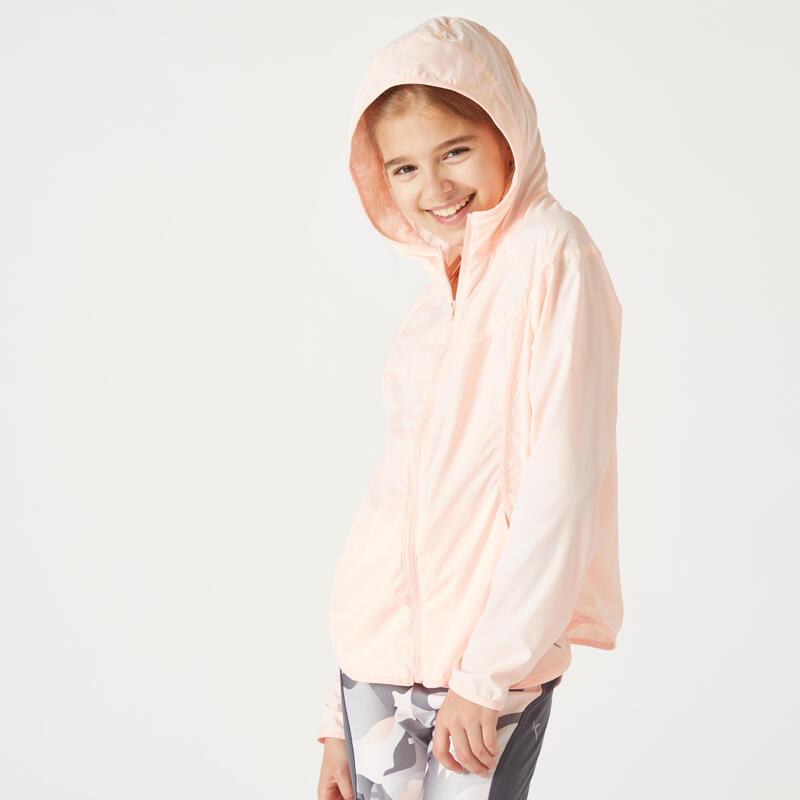 Girls' Ultra-light Jacket - Pink