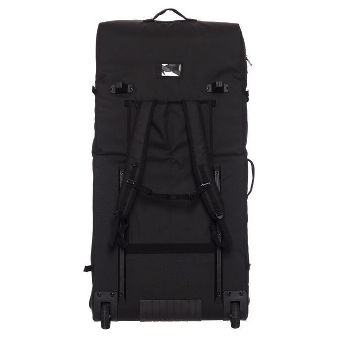 Housse Bodyboard trip bag Trolley / Roulettes 900 noir