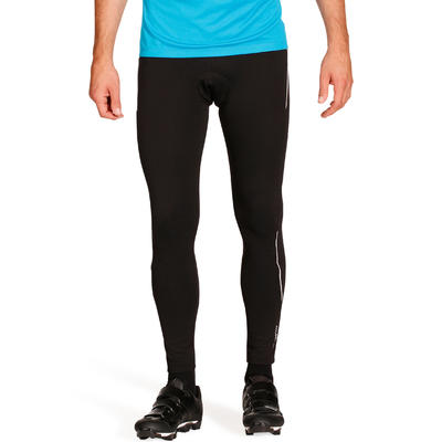 RC100 Winter Cycling Tights - Black