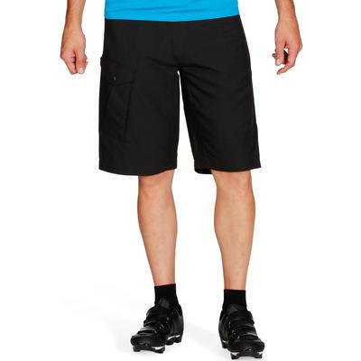 500 Mountain Bike Shorts - Black