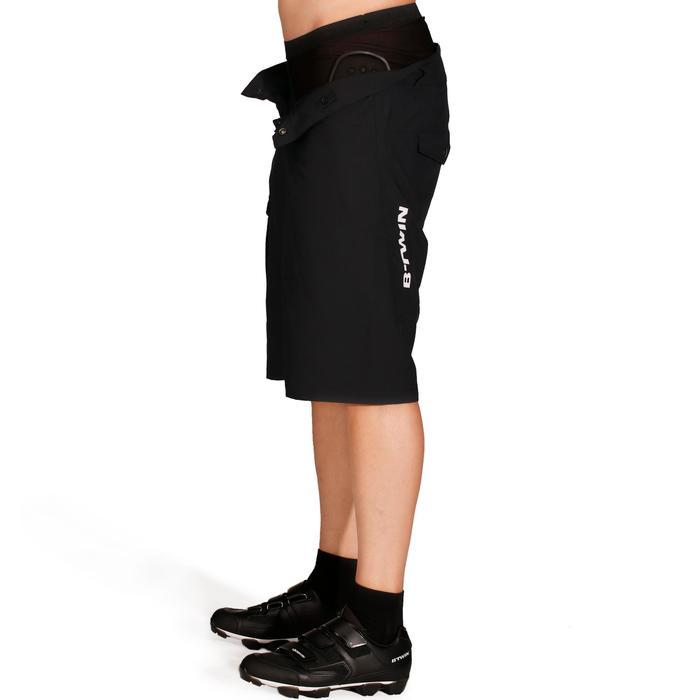 MTB-Shorts 500 Herren schwarz
