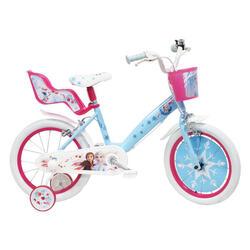 Bicicleta FROZEN 16 polegadas dos 4 aos 6 anos (1,05 m a 1,20 m)
