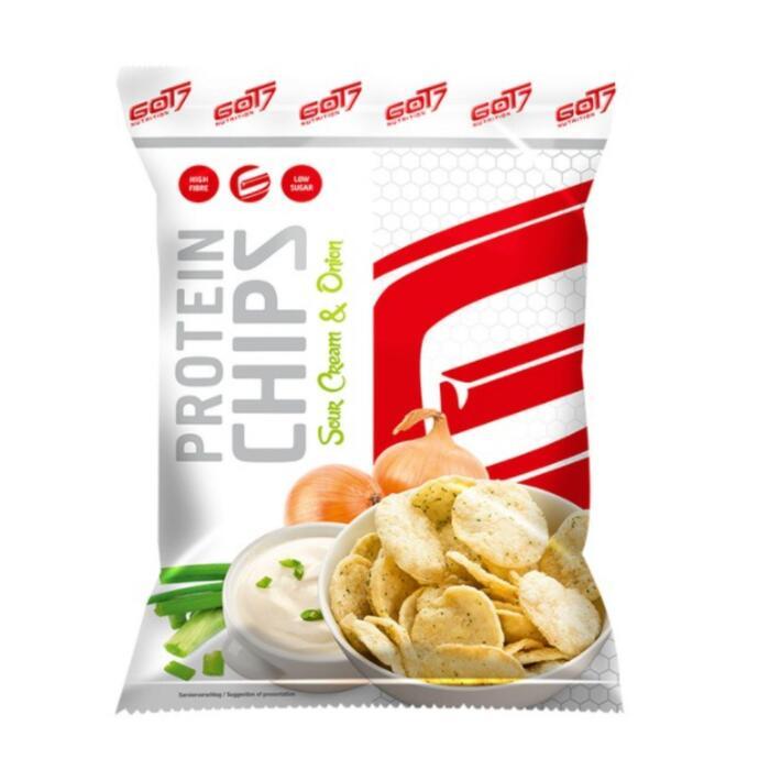 Got7 High Protein Chips Sour Cream & Onion