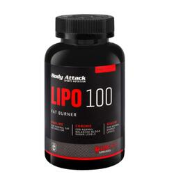 Capsules Body Attack LIPO 100 (120 Caps)