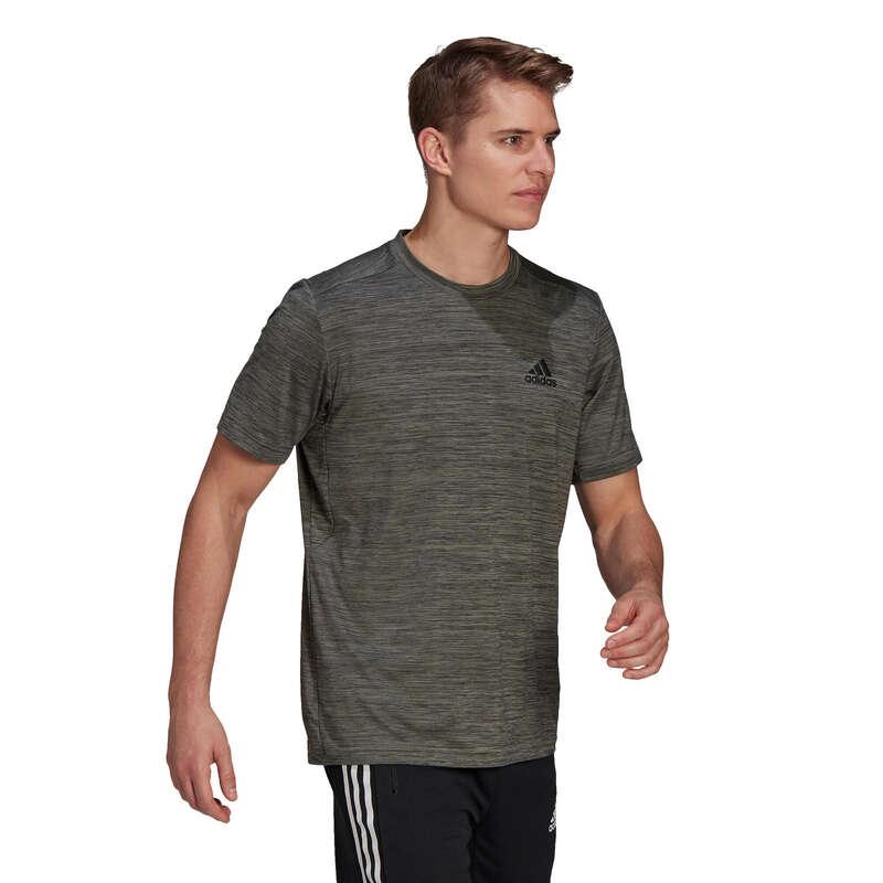 Fitnesz Cardio Férfi ruházat kezdő Fitnesz - FÉRFI PÓLÓ ADIDAS ADIDAS - Fitnesz ruházat és cipő
