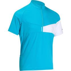 Fietsshirt voor heren korte mouwen 500