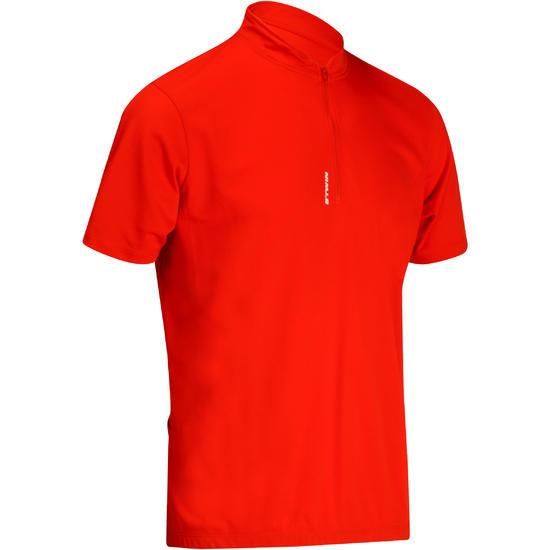 Fietsshirt korte mouwen heren 300 - 202257
