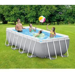 Kit piscine Prism Frame 400x200x100