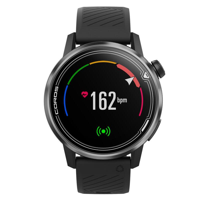 多功能運動型智能手錶 COROS APEX 42mm - 黑灰色
