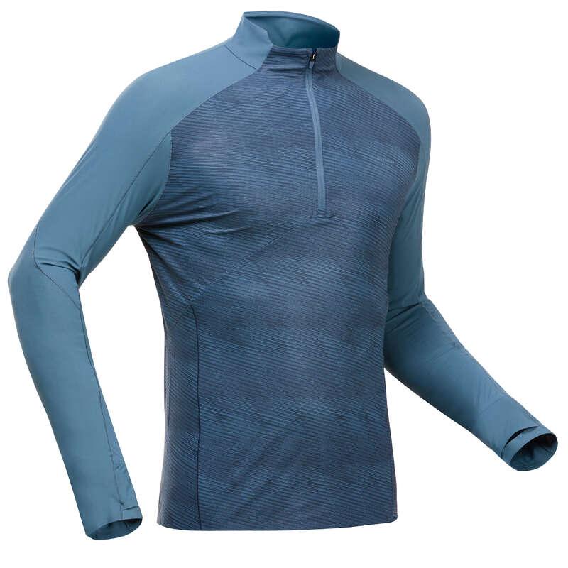 Férfi MH ruházat - Férfi póló MH550 UV-szűrős QUECHUA