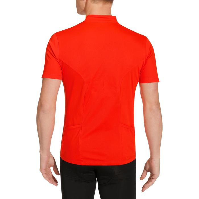 MAILLOT MANCHES COURTES VELO HOMME 100 - 202266