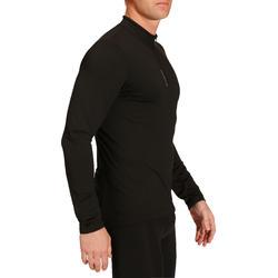 Fietsshirt met lange mouwen heren 300 - 202303