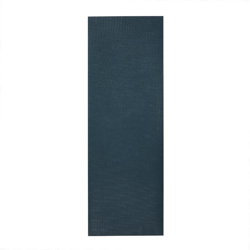 Yoga Matı - 4 mm - Koyu Yeşil - ESSENTIAL