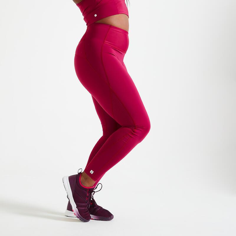 Legginsy fitness Domyos FTI 500A