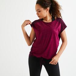 T-shirt Larga Cardio-training
