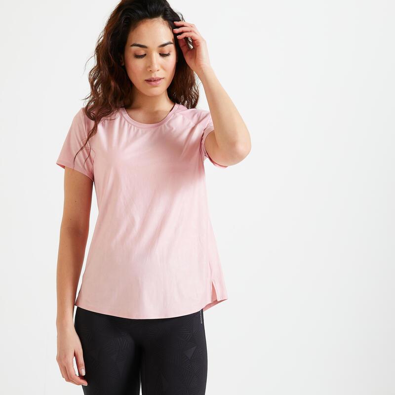 T-shirt cintré Fitness