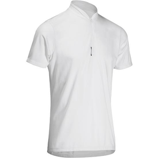 Fietsshirt korte mouwen heren 300 - 202374