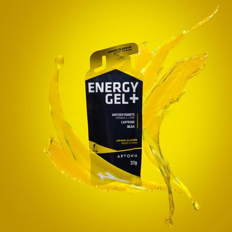 ECOSIZE LONG DISTANCE ENERGY GEL 14X32 G - LEMON