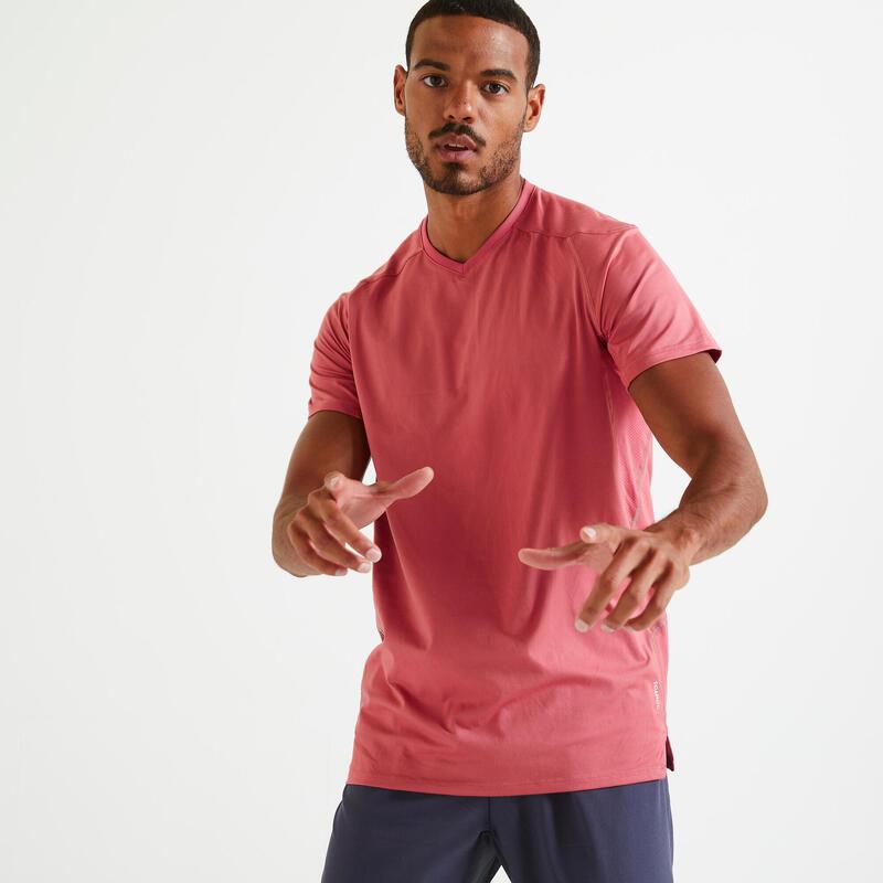 T shirt technique fitness training rose uni
