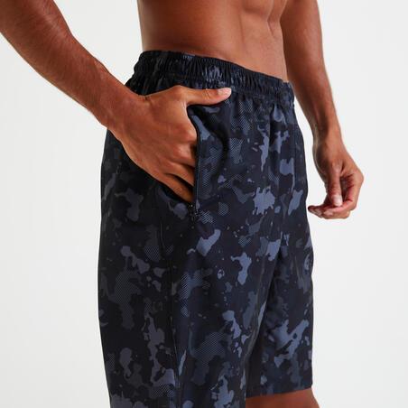 120 eco-friendly stretch fitness shorts