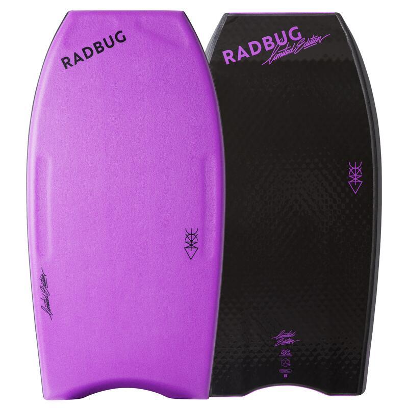 Bodyboard 900 LTD Purple - Pro Model Limited Edition