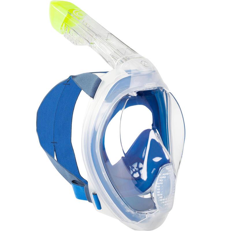 Masti, tuburi snorkeling
