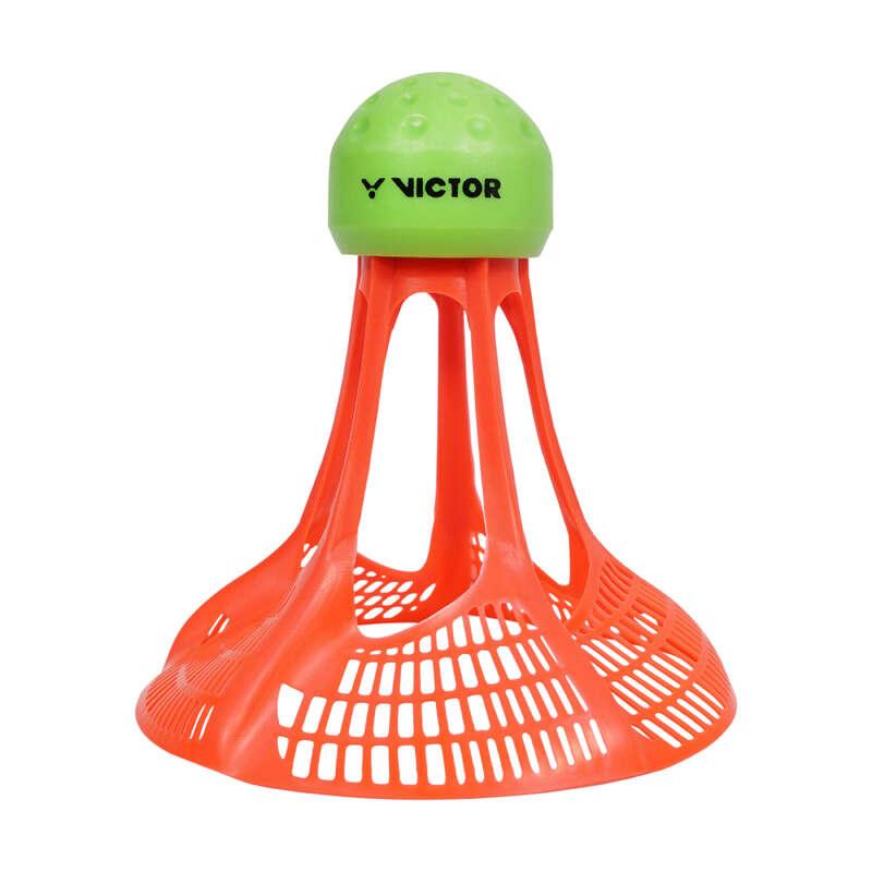 SET/UTRUSTNING FÖR BADMINTON Racketsport - VICTOR AS AIR SHUTTLE II VICTOR - Badminton