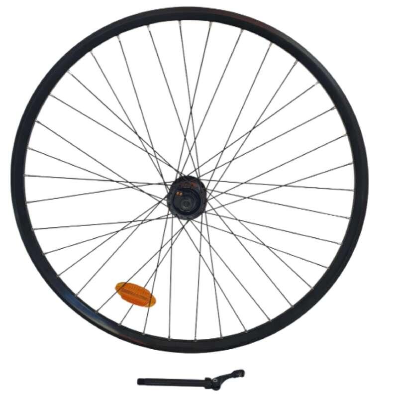 KEREKEK TÚRAKERÉKPÁRHOZ Kerékpározás - Első kerék touring 900 RIVERSIDE - Alkatrész, tárolás, karbantartás