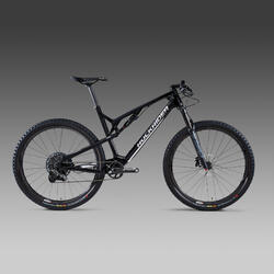 Vélo VTT tout suspendu Rockrider XC 920 S LTD 29'' Carbone SRAM GX AXS