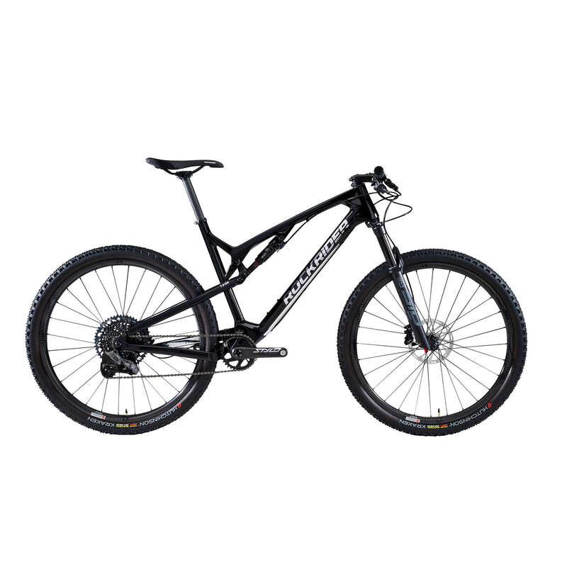 MTB CROSS COUNTRY VUXEN Cykelsport - MTB XC 920 S kolfiber ROCKRIDER - Cykelsport