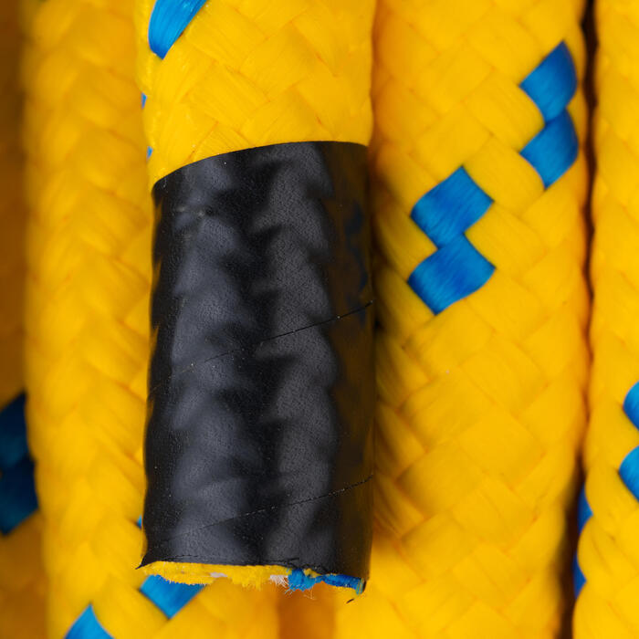Corde 50m pour bouée d'entrainement apnée / freediving, épaisseur 12mm