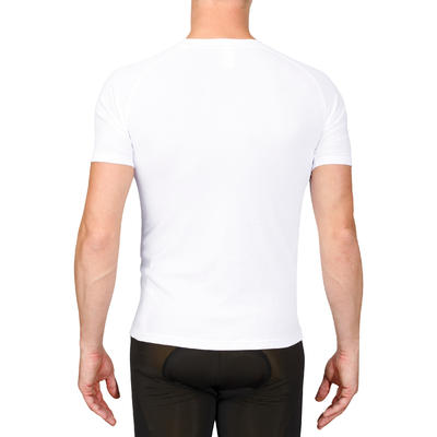 Essential Cycling Base Layer - White
