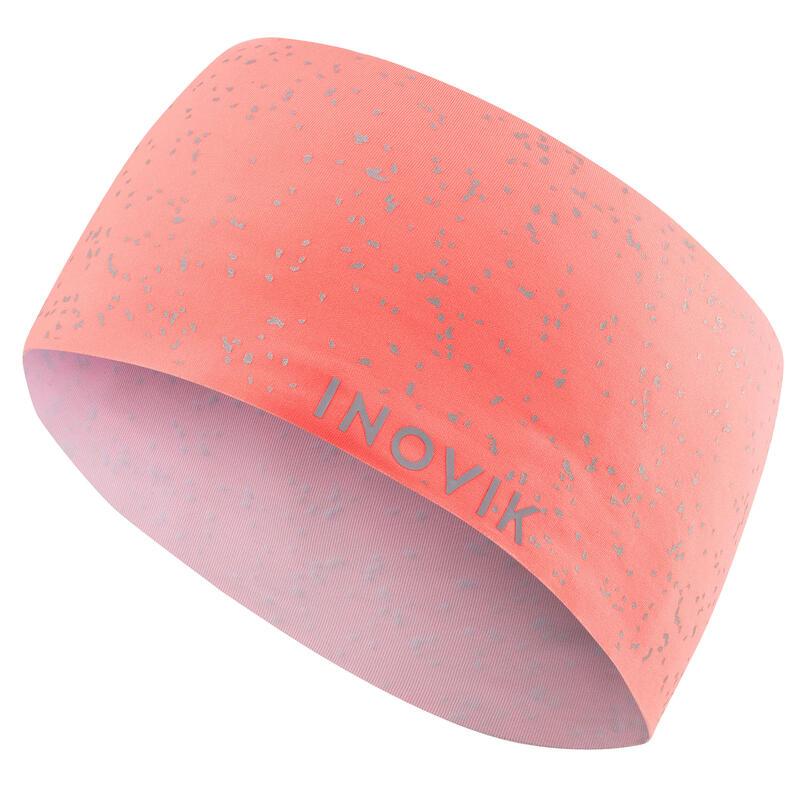 Bandeau ski de fond rose - XC S HEAD 500 - enfant