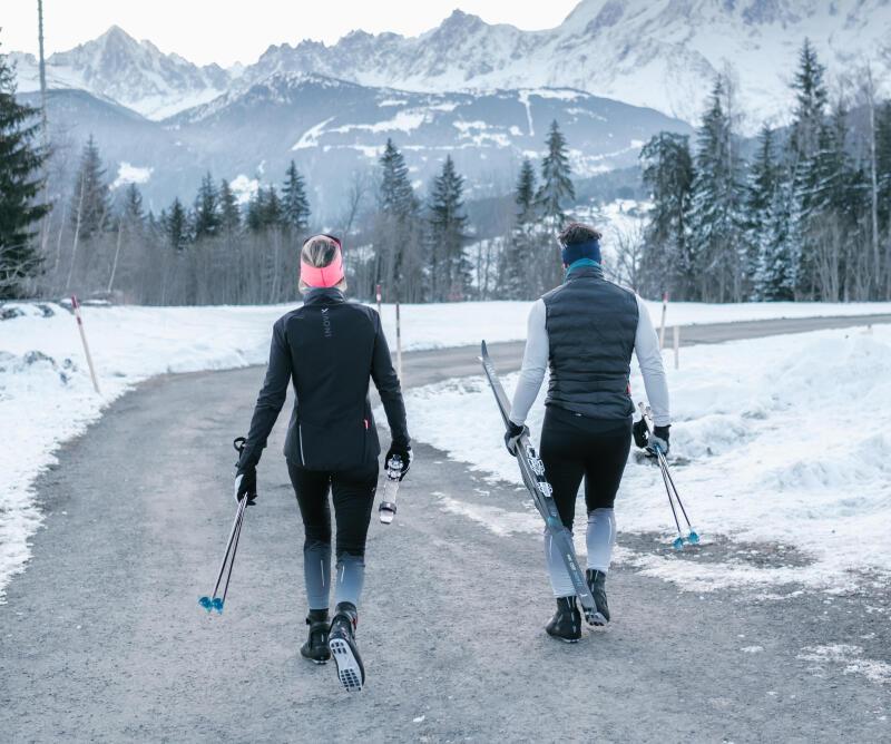 Comment stocker et transporter son matériel de ski de fond