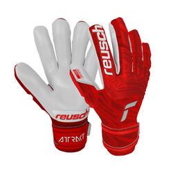 Keepershandschoenen Attrakt Freegel Gold Finger support rood