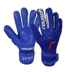 Keepershandschoenen Attrakt Freegel Silver blauw