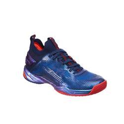 男款羽球鞋BS 990 STRAP - 海軍藍配紫色