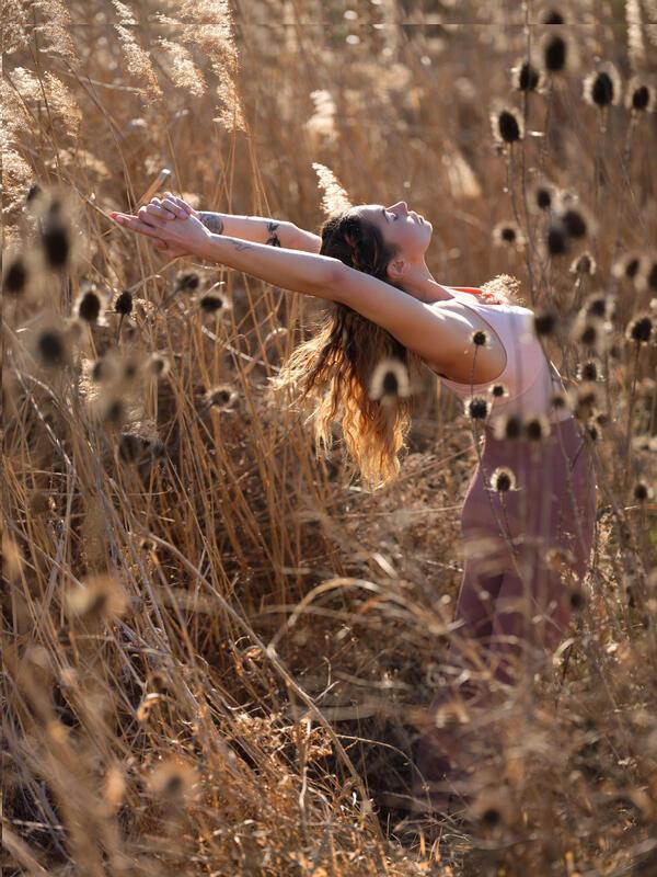 Prodotti yoga ecoideati